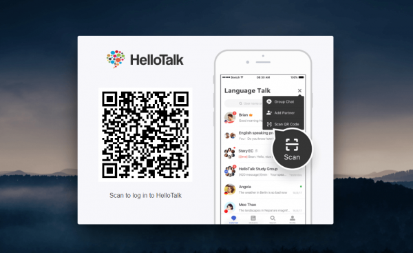 Hello Talk Web