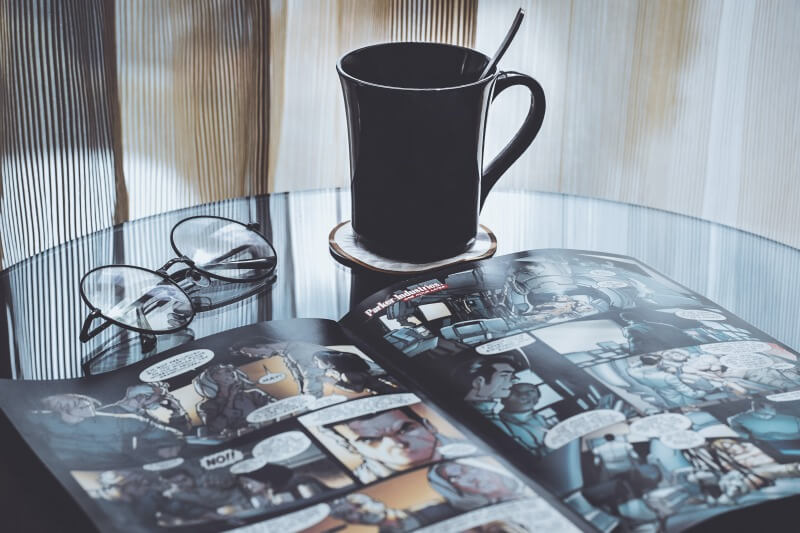 【英語のマンガ】無料で読めるおすすめサイトとマンガ紹介