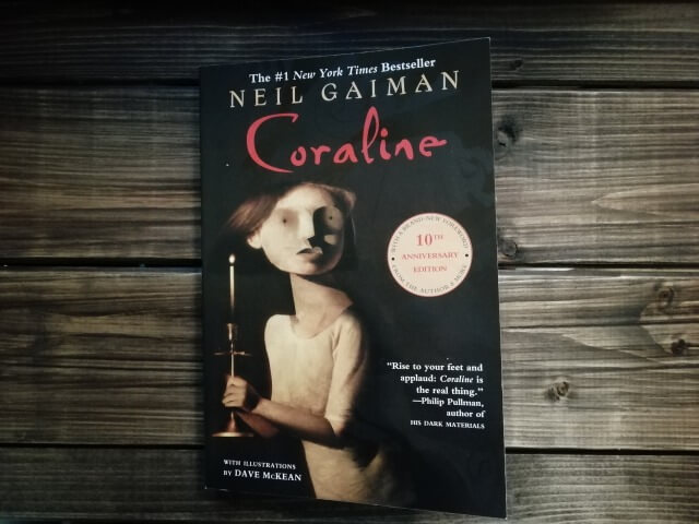 『Coraline(コララインとボタンの魔女)』