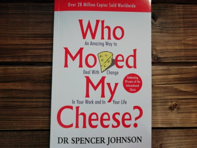 『Who Moved My Cheese?(チーズはどこへ消えた?)』